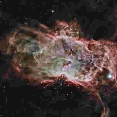 Chandra提供了新的洞察星团的形成