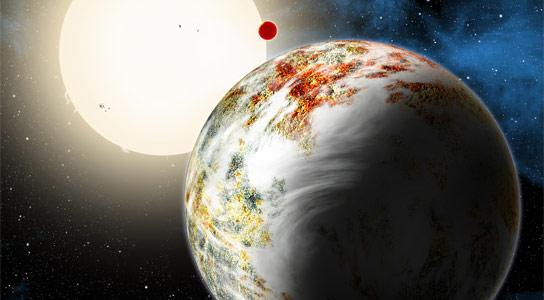 天文学家发现了一种新型的星球