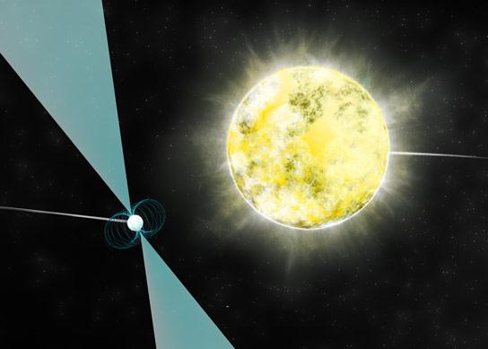 新发现的白矮星可能被发现最冷,最暗