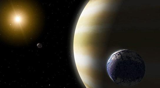 新的外显子探测技术可以找到像月球一样的太阳系