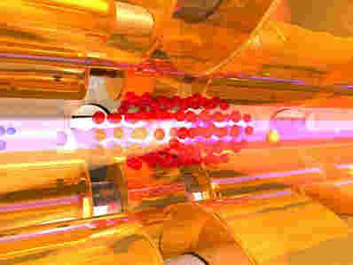研究人员发现减缓分子离子旋转的有效方法